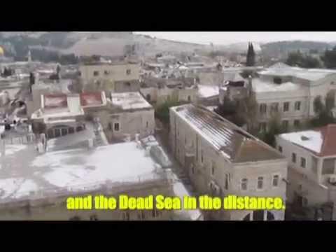 Tower of David, the Old City of Jerusalem  - a breathtaking 360 degree view of Jerusalem