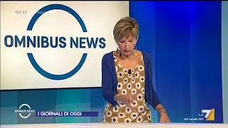 Omnibus News (Puntata 23/05/2018) thumbnail