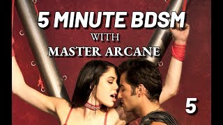 5 MINUTE BDSM - CORRECTION: How When Why