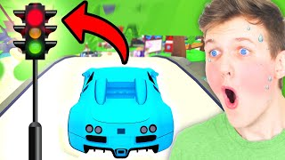 Can LANKYBOX Play ROBLOX ADOPT ME Without BREAKING LAWS!? (GOT CAUGHT)