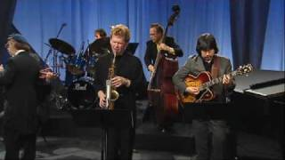 Manhattan Jazz Orchestra - LOVE IS HERE TO STAY 高内春彦 検索動画 17