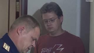 Обыск в квартире сотрудника штаба Навального Андрей Фатеева