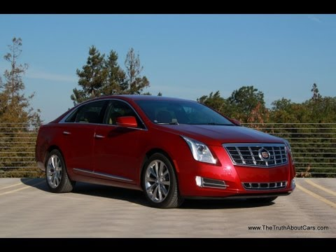 2013-2014 Cadillac XTS Review and Road Test including an in-depth look at CUE