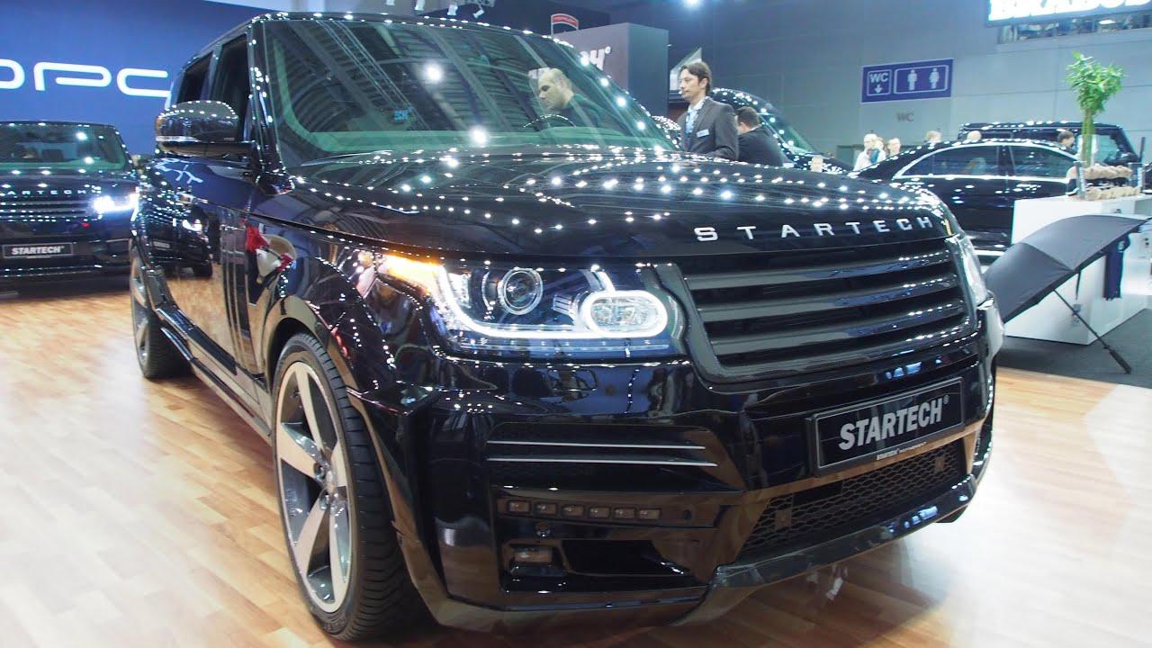 StarTech Range Rover WideBody Exterior Walkaround