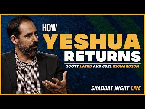 How Yeshua Returns | Shabbat Night Live