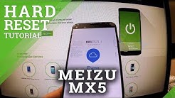 Reset and Unlock Meizu MX6 Android Phone