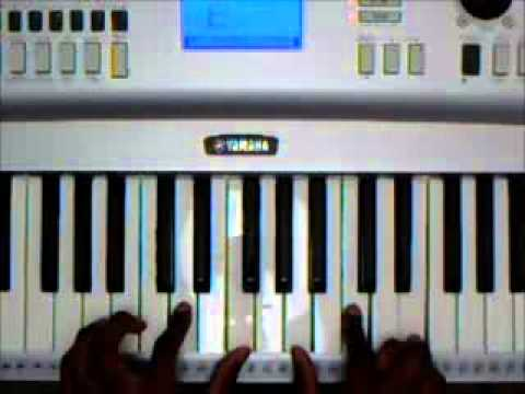 Again - Janet Jackson Piano - Tutorial