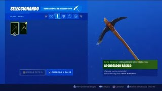 FORTNITE REGALA NEW PEAKS *BASIC APORREADOR AND OLD MADERO* FREE