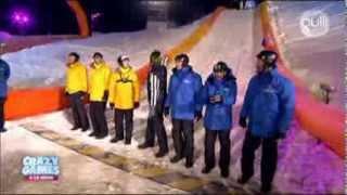 Crazy Games à la neige sur Gulli ! - Emission 1