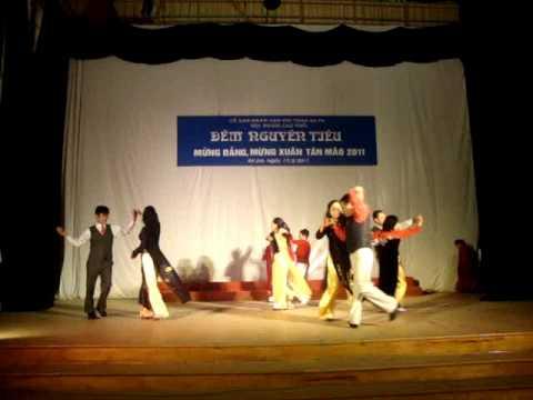 CLB khiêu vũ Sa Pa - Lào Cai: Điệu Bebop, Đêm Nguyên tiêu