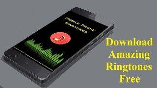 Amazing Ringtones Download BEST Ringtones