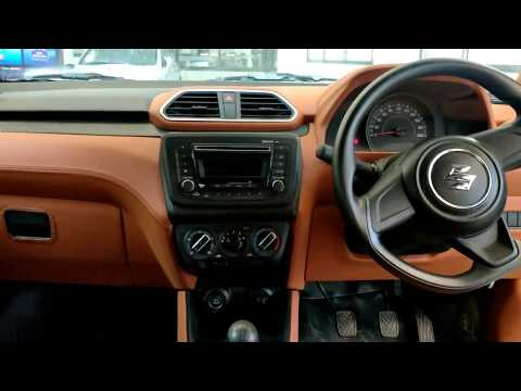 New Gen Dzire with custom Interior and wrap job by Vinay Kapoor & team