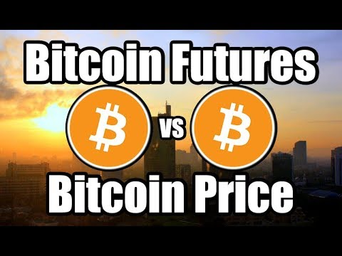 Are Bitcoin Futures Affecting The Market? WHO TO BLAME??