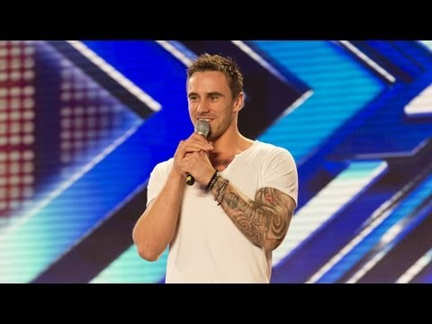Joseph Whelan's audition  Led Zeppelin's Whole Lotta Love  The X Factor UK 2012