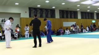 DUMAU KANSAI OPEN JIU JITSU CHAMPIONSHIP 2015 Male Blue Adult Roost...