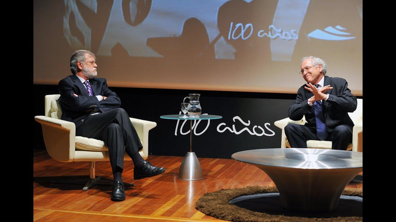 José Álvarez Junco y Juan Carlos Rodríguez Ibarra: El Mundo que Queremos CajaCanarias 2010