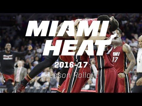 2017.04.23 Fox Sports Sun Miami Heat 2016-17 Season Roll Out