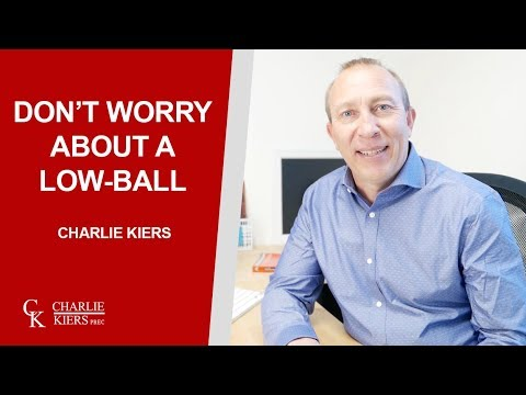 Don't Worry About A Low-Ball || CHARLIE KIERS Tip of the Week