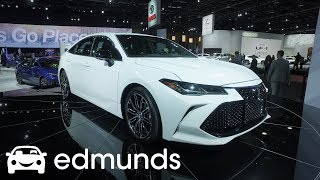 2019 Toyota Avalon | Unveil | Edmunds