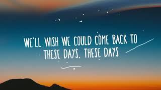 Rudimental - These Days (Lyrics)