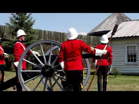 Fort Walsh National Historic Site - Saskatchewan, Canada