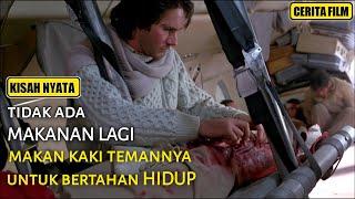TIDAK ADA LAGI MAKANAN, Cerita Film Dari Kisah Nyata || Bertahan Hidup Setelah Kecelakaan Pesawat