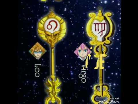 Signe astrologique version manga