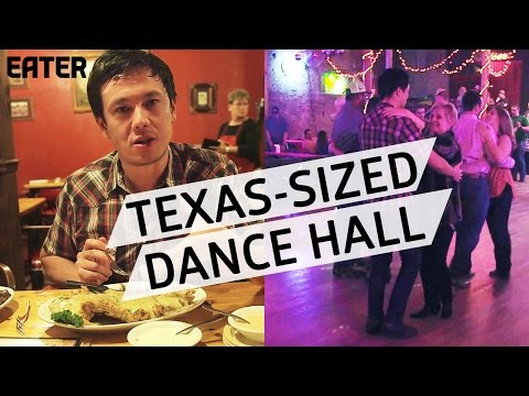 The Best Texas Soul Food at the Old Coupland Inn and Dancehall — Dining on a Dime