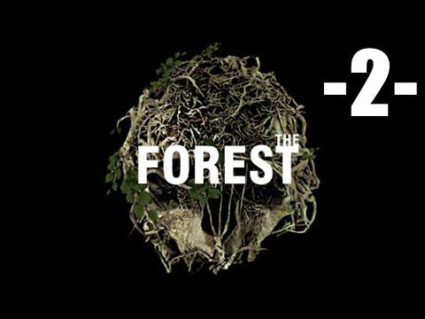 The Forest #2 - THỔ DÂN KHOẢ THÂN CHẠY BẰNG CHÂN!!!