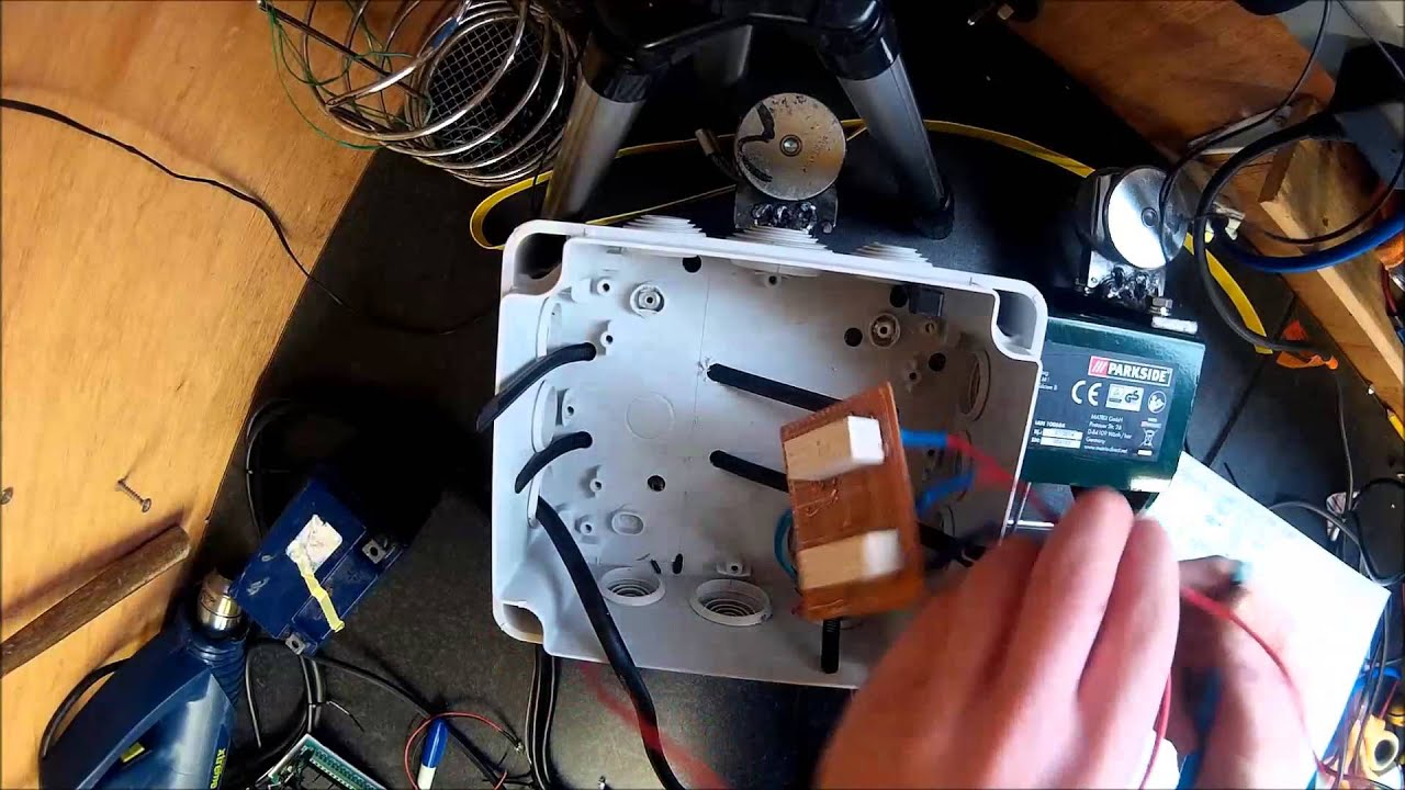 How To Build A Wireless Dpdt Relay System For Hoist Winch Or Wiring Crane Tutorial