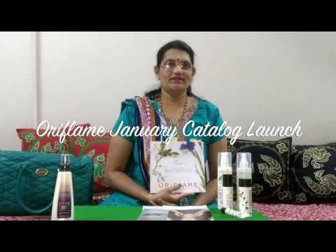 Oriflame January Catalog Launch 2017