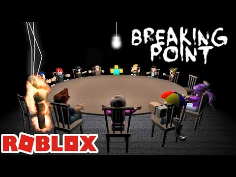 Roblox: Breaking Point  MOST DISTURBING GAME IN ROBLOX!