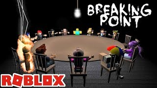 Roblox: Breaking Point / MOST DISTURBING GAME IN ROBLOX!