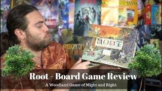 Root - Kickstarter - Board Game Review