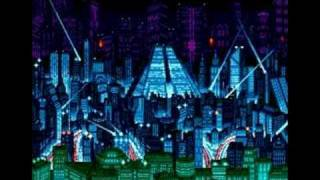 Snatcher Intro (Sega CD)