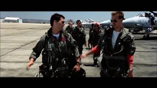 Berlin - Take My Breath Away - (OST Top Gun Music Video)