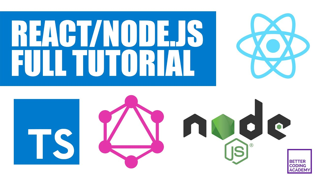 React/Node.js App Using TypeScript, GraphQL, Sequelize and Styled Components | Code With Me!