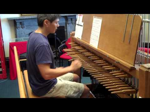 Game of Thrones Opening Theme on the Sydney University Carillon