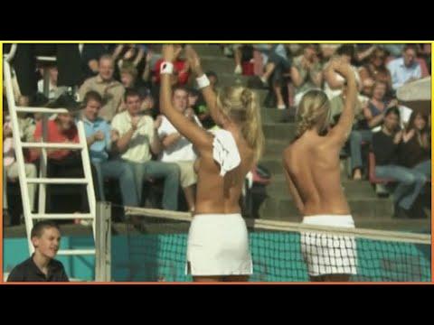 Funny Tennis Commercials