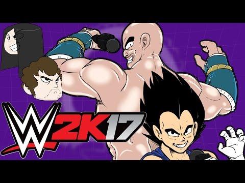 WWE 2k17   Two Saiyans Play