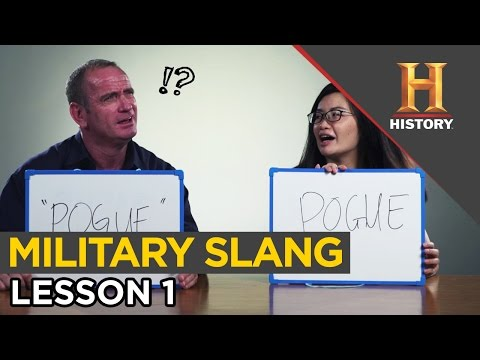 Swotting up on Some Military Slang | Asia's Special Forces with Terry Schappert