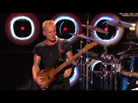 Big 95 Morning Show - Sting and Stewart Copeland reunite for BBC documentary
