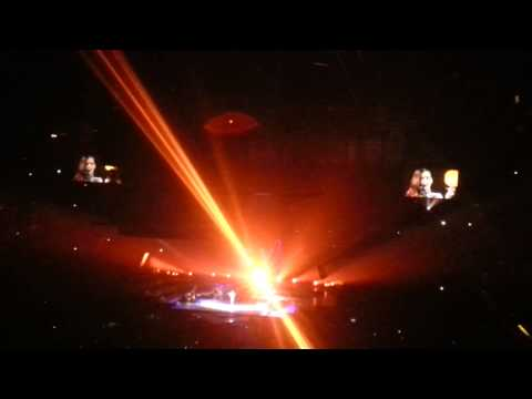 Stay - Rihanna Concert at Calgary, Canada Scotiabank Saddledome