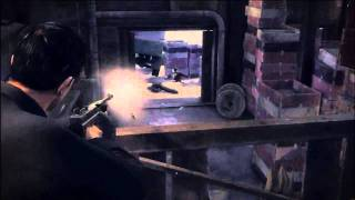Mafia 2 - Трейлер на русском [HD]