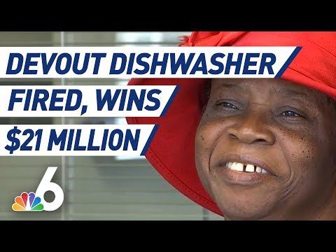 Sonya Blakey - Christian Dishwater awarded milllions!