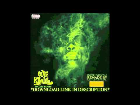 Wiz Khalifa - Hopes & Dreams - Official Instrumental (HD/CDQ) *DOWNLOAD LINK IN DESCRIPTION*