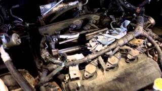 2009 Mitsubishi Outlander 3.0 V6 Spark Plug Replacement