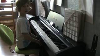 Александров песенка пианино обучение