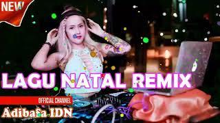 Spesial Lagu Natal DJ JINGLE BELLS REMIX  Dj Slow Full Bass 2019
