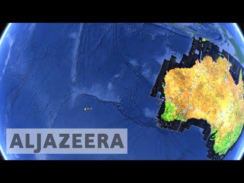 Thumbnail: Australians 'think' they found flight MH370's crash location